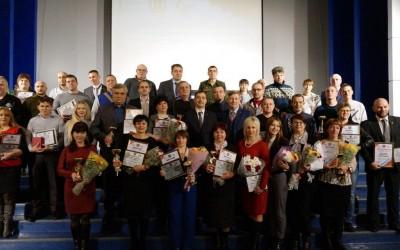 В Волгограде наградили лучших руководителей военно-патриотических объединений региона