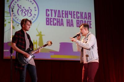 «Студенческая весна на Волге»: более 600 человек пройдут отбор на молодежный фестиваль