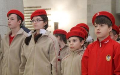 В Волгоградской области растет число последователей движения «Юнармия»