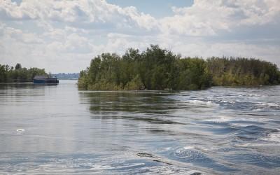 Волгоградская область вошла в десятку лидеров всероссийской акции «Вода России»