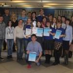 В волгоградском регионе наградили волонтеров антинароктического движения