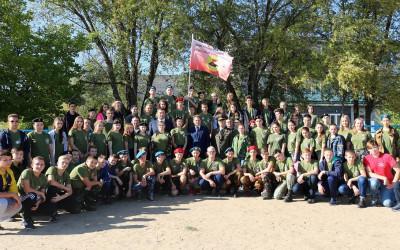 В Волгоградской области состоялся слет молодежных поисковых отрядов «Поисковик»