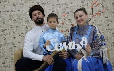 Межмуниципальный этап конкурса «Молодая семья – будущее России» состоялся в Волгограде