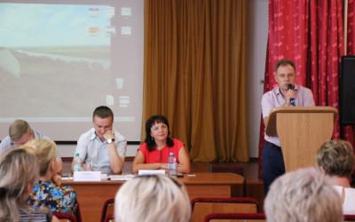 В регионе прошли межмуниципальные совещания с представителями сферы молодежной политики