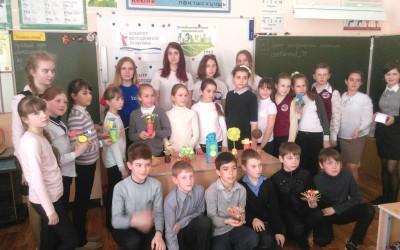 В Волгоградской области стартовал проект «Эколята»