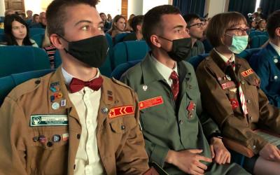 В Волгограде дан старт новому трудовому семестру студенческих отрядов Волгоградского регионального отделения