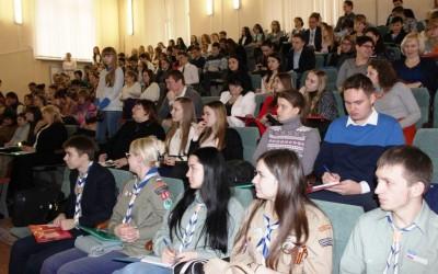 В Волгограде обсудили вопросы кадрового резерва детских и молодежных объединений региона