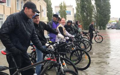 Велопарад 2019 в Михайловке