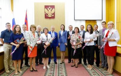 Жителям волгоградского региона вручили медали «Патриот России»