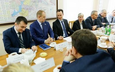 Призеры конкурса «Лидеры России» помогут в решении задач стратегического развития Волгоградской области
