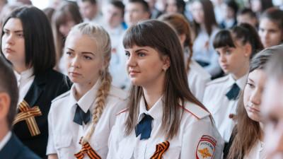 В Волгоградской области наградили лучших руководителей военно-патриотических объединений