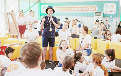 Волгоградские активисты представят регион на всероссийском форуме «Территория смыслов»