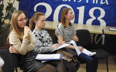 В Волгограде стартовал курс семинаров-практикумов для активистов добровольческого движения региона