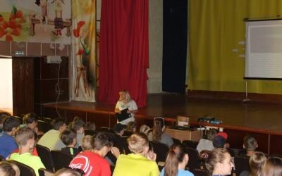 В Волгоградской области продолжаются уроки донорства