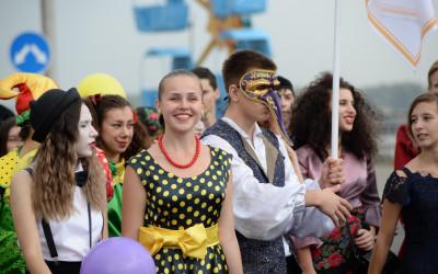 Молодежь региона приглашают на праздничные концерты, спортивные состязания, фестивали и флешмобы