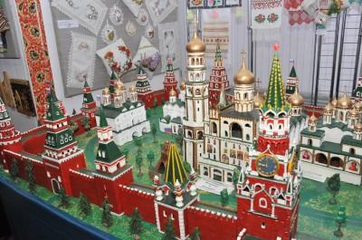"""В Волгограде открылась областная выставка """"Диво Дивное"""""""