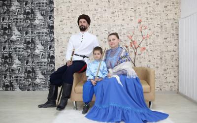 Семейные традиции Гришиных