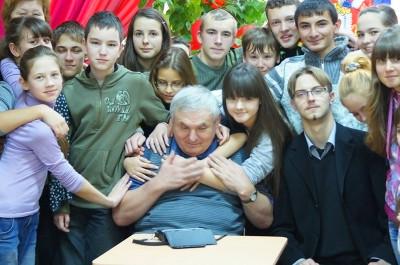 Волгоградскую молодежь приглашают на встречу с Александром Суворовым