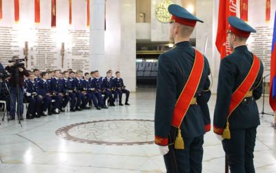 Фронтовики Волгоградской области провели Урок Победы
