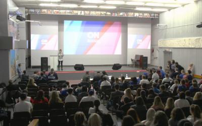 Волгоградской молодежи презентовали проект «ON RUSSIA»
