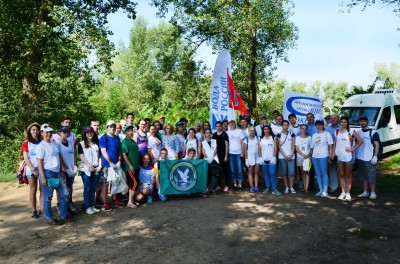 В регионе развивается экологическое добровольчество