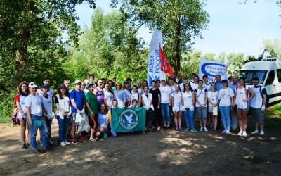 В Волгоградской области создан молодежный волонтерский экологический штаб