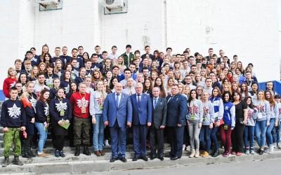 В волгоградском регионе завершил работу межрегиональный форум «Наша Победа»