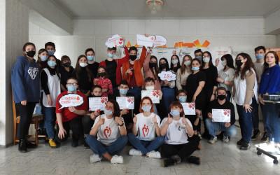 В социально-досуговом центре для подростков и молодежи прошла квест-игра «Зачёт по донорству»