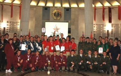 Волгоградская команда стала призером двух этапов всероссийской военно-спортивной игры «Зарница»