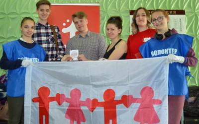 Волгоградские активисты сдали кровь в  Национальный День донора