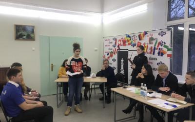 В Волгограде стартовал отборочный этап парламентских дебатов