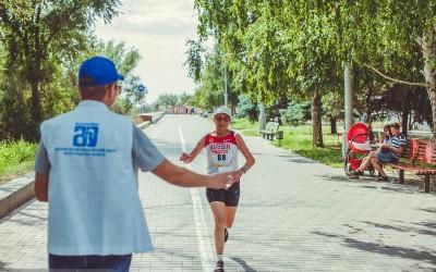 Волонтеры помогут в организации «Волгоградского марафона»