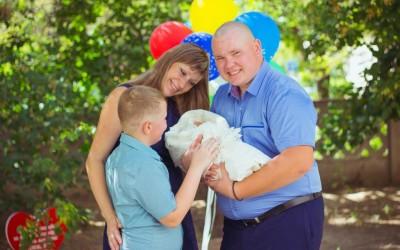 СЕМЬЯ ПОЛЯКОВЫХ - лучшая молодая семья