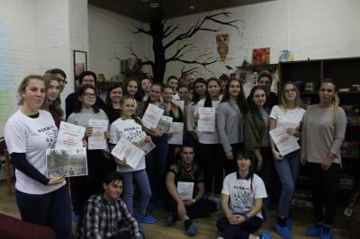 Школа экологического просвещения объединила молодых волгоградцев
