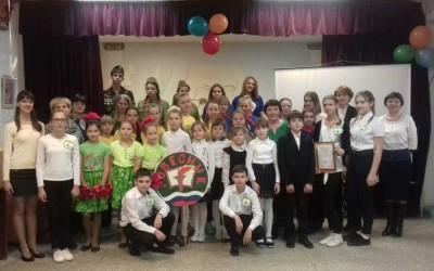 В Ольховском районе состоялся фестиваль