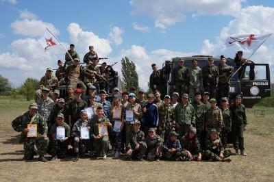 Волгоградские школьники примут участие во всероссийской патриотической смене «Готов служить России»