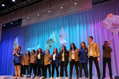 В Волгоградской области определены лучшие студенческие отряды