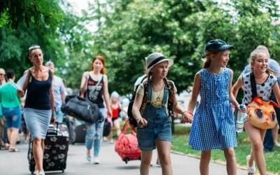 Детское лето: первые творческие итоги