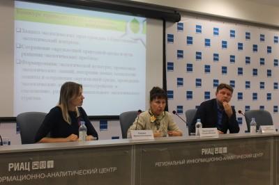 Для активистов региона прошел семинар по эколого-социальному проектированию