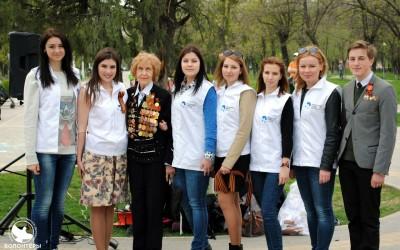 Волгоградские волонтеры примут участие в крупнейших патриотических мероприятиях России