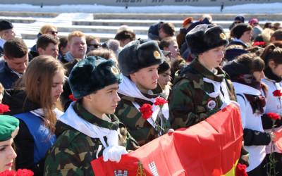В школах Волгоградской области проходят Уроки Победы