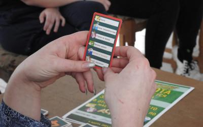 В Молодежном центре городского округа город Михайловка состоялся очередной турнир по настольной игре «Активити