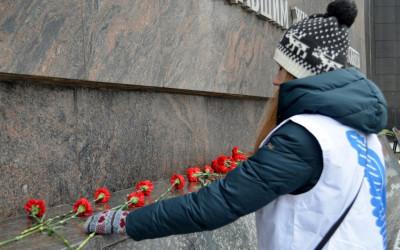 Молодежь Волгоградской области участвует в акциях, посвященных 76-ой годовщине Сталинградской Победы