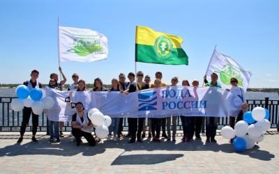 В Волгоградской области наградили активистов экологического движения региона