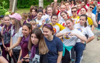 Волгоградские вожатые готовятся к летней оздоровительной кампании