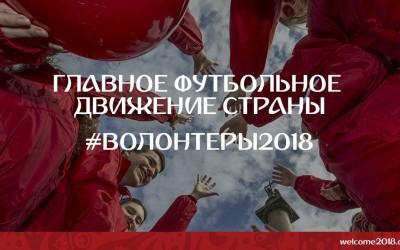 Представители волонтерского движения региона прошли обучение в АНО «Оргкомитет «Россия – 2018»