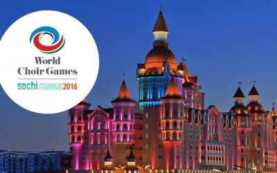 Волонтеры волгоградского региона примут участие в организации Всемирных Хоровых Игр