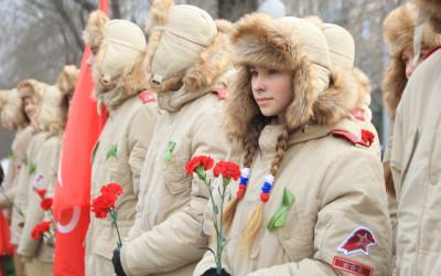 Волгоградская область  примет межрегиональный патриотический форум юнармейцев  «Защитники Отечества»