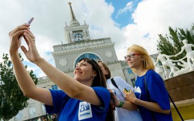 «Регион добрых дел»: для добровольцев Волгоградской области создадут сеть ресурсных центров