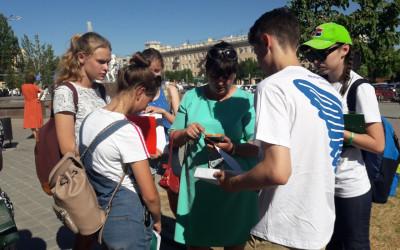 Школьники Волгоградской области отдохнут на Черноморском побережье